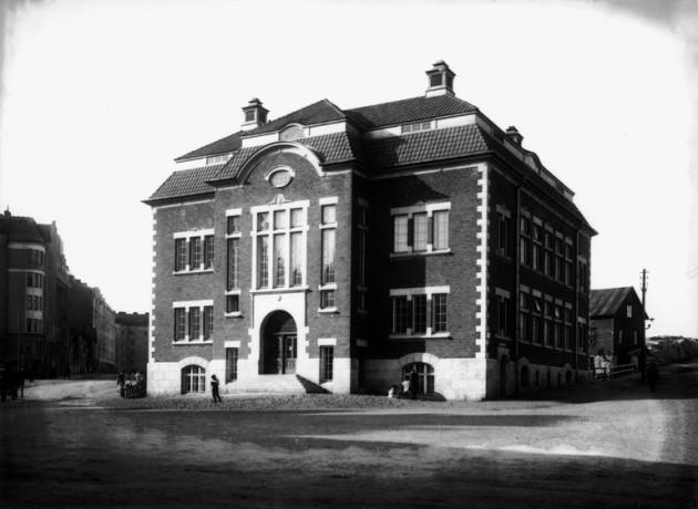 Kallion kirjasto 1912