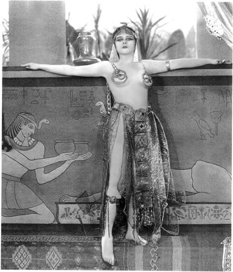 theda bara cleopatra 1