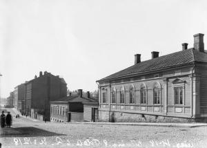 mariankatu 18 ja 16 (rauhank 11) a e rosenbröijer 1890-1899
