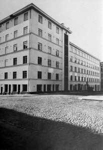 vironkatu 8 ja mariankatu 18 v 1931