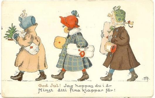 blogivieras 1 1 signe aspelin joulukortti 1908 tunturisuden joulusivut
