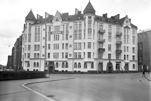 ihantola grunberg 1958