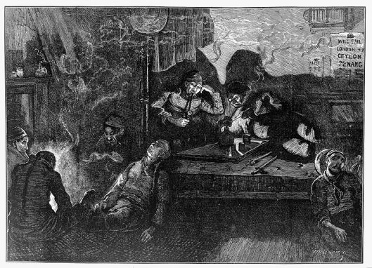 kuva 3b Opium-den_in_the_East_End_of_London,1874