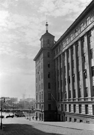kirjatalo pälsi 1930-luku